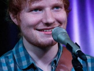 Ed Sheeran - Ed Sheeran in Concert at Q102 and Mix 106 Performance Theatre in Bala Cynwyd