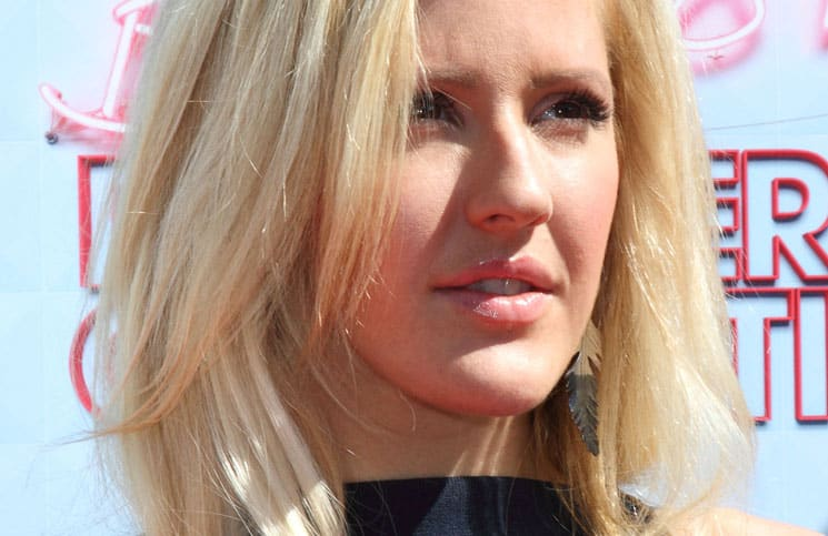 Ellie Goulding - Ellie Goulding Opens British Designer's Collective at Bicester Village