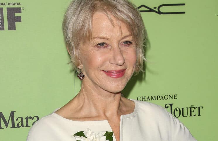 Helen Mirren - 7th Annual Women In Film Pre-Oscar Cocktail Party