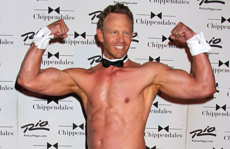 "Ian Ziering - ""Sharknado"" and ""90210"" Star Ian Ziering Return To Chippendales as Celebrity Guest Host"