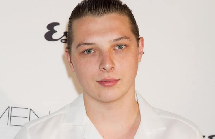 John Newman - Esquire and DKNY MEN Official Opening Night Party