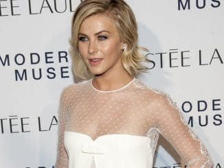 "Julianne Hough - Estee Lauder ""Modern Muse"" Fragrance Launch Party"