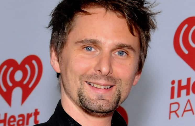 """Muse"": Matt Bellamy möchte rappen - Musik News"