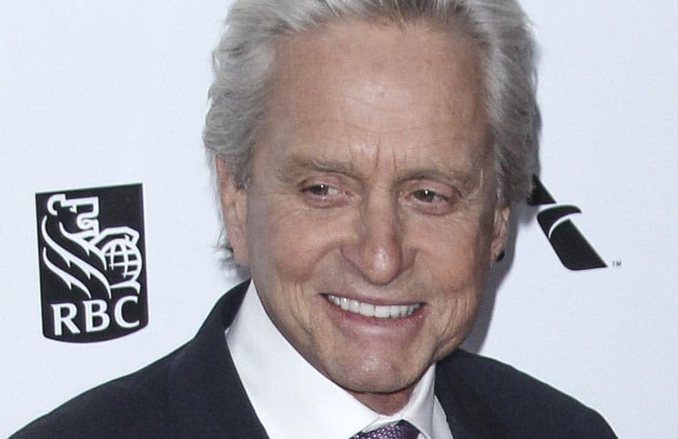 Michael Douglas - 41st Annual Chaplin Award Gala in New York City