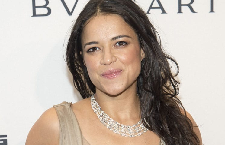 Michelle Rodriguez - 16th Annual amfAR New York City