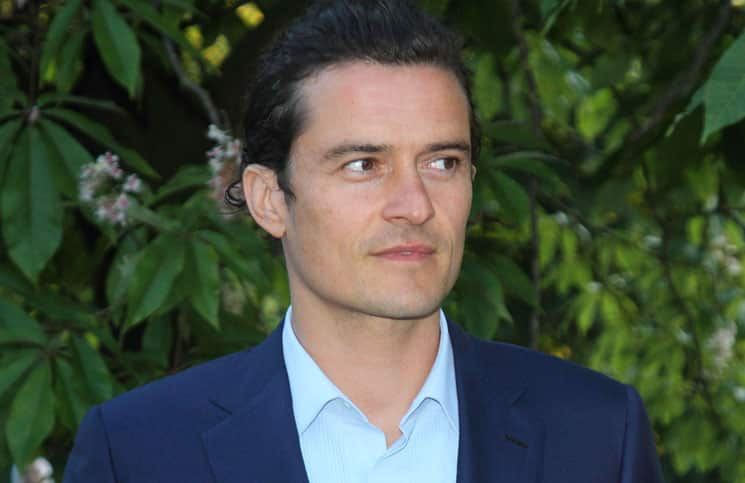 Orlando Bloom - Serpentine Gallery Summer Party 2014
