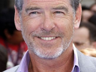"Pierce Brosnan - ""Oceans"" Los Angeles Premiere"