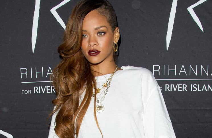 Rihanna for River Island Store Launch Afterparty - Arrivals - Dstrkt