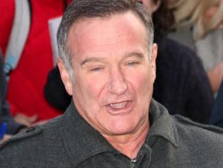 "Robin Williams - ""Happy Feet Two"" European Premiere"