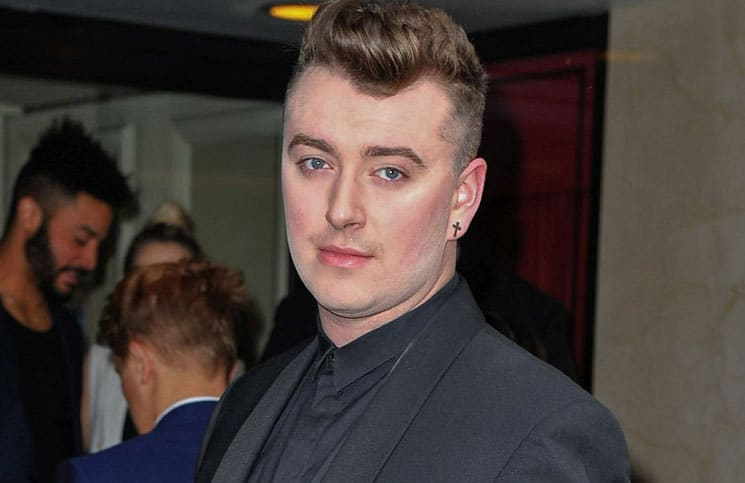 Sam Smith - Ivor Novello Awards 2014