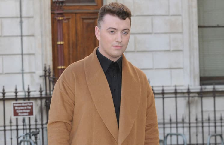 Sam Smith - The Royal Academy Summer Exhibition Party