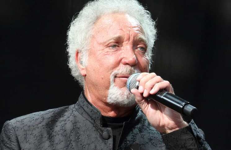 Tom Jones - V Festival 2012 - Day 2 - Hylands Park