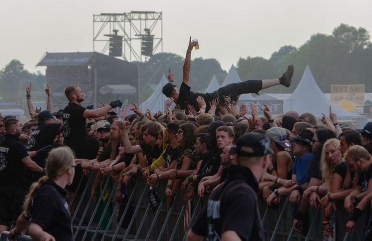 """Wacken 2014: Zum ersten Mal dabei - """"Megadeth"""" - Musik News"""