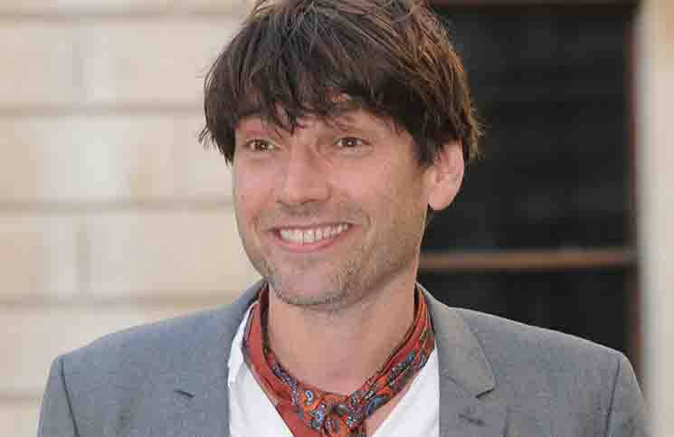 Alex James - The Royal Academy Summer Exhibition Party
