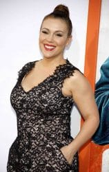 "Alyssa Milano - ""Get Hard"" Los Angeles Premiere"