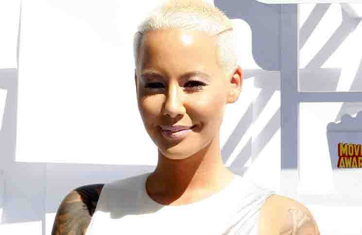 Amber Rose - 2015 MTV Movie Awards