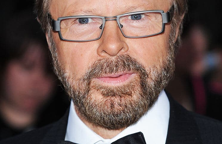 Björn Ulvaeus - National Movie Awards 2008 in London, England