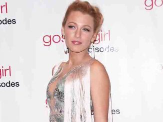 "Blake Lively - ""Gossip Girl"" Celebrates 100 Episodes - Arrivals - Cipriani Wall Street"