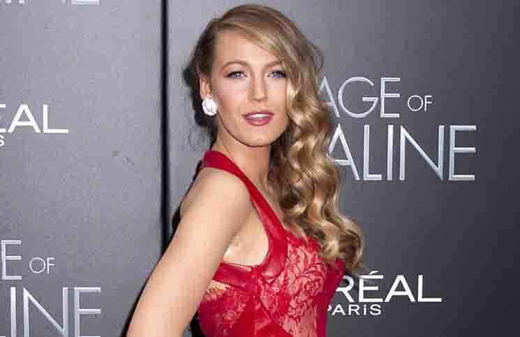 "Blake Lively - ""The Age of Adaline"" New York City Premiere"