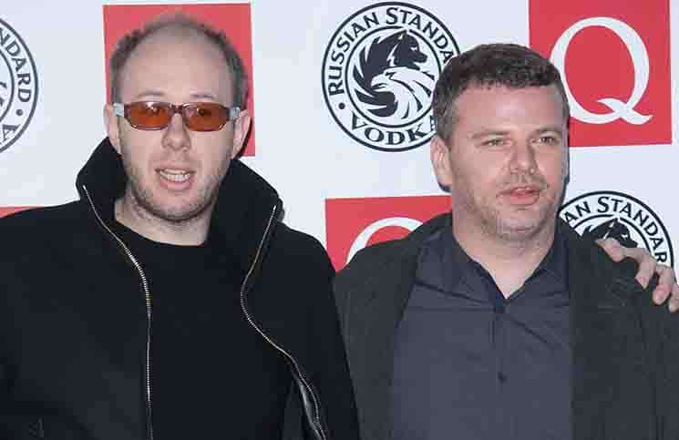 The Chemical Brothers - Q Awards 2010