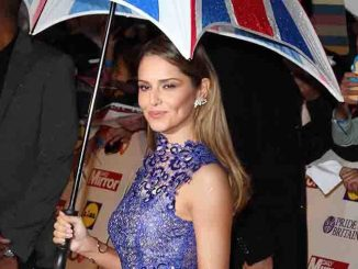 Cheryl Fernandez-Versini - Pride of Britain Awards