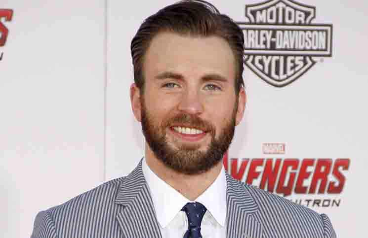 "Chris Evans - Marvel's ""Avengers: Age Of Ultron"" Los Angeles Premiere"