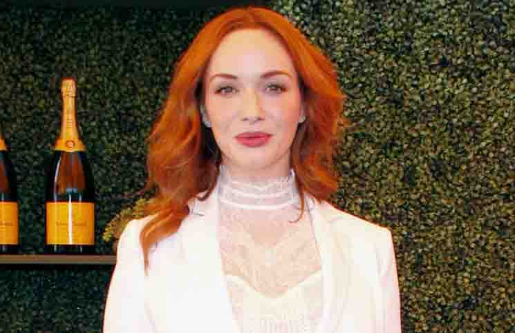 "Christina Hendricks über das ""Mad Men""-Ende - TV News"