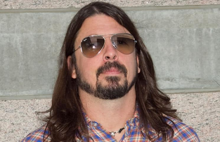 Dave Grohl - Milk + Bookies Hosts First Annual Story Time Celebration