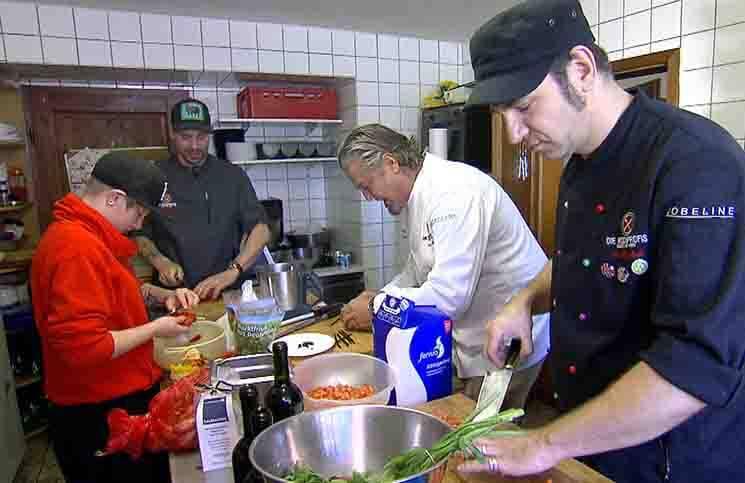 "Die Kochprofis im Gasthof ""Zum Adler"" in Ertingen - TV News"