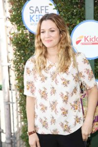 Drew Barrymore - Safe Kids Day Presented by Nationwide 2015