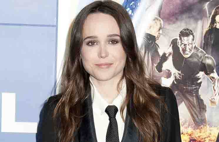 "Ellen Page - ""X-Men: Days of Future Past"" World Premiere"
