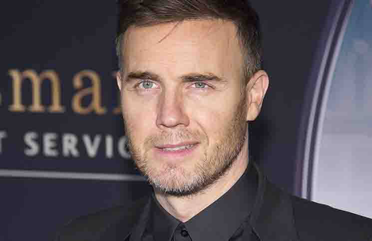 "Gary Barlow - ""Kingsman: The Secret Service"" New York City Premiere"