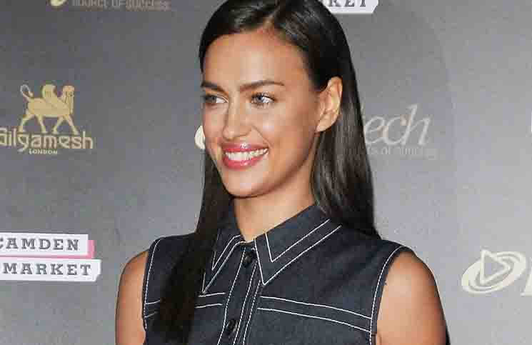 Irina Shayk - Playtech Launch Party - Arrivals