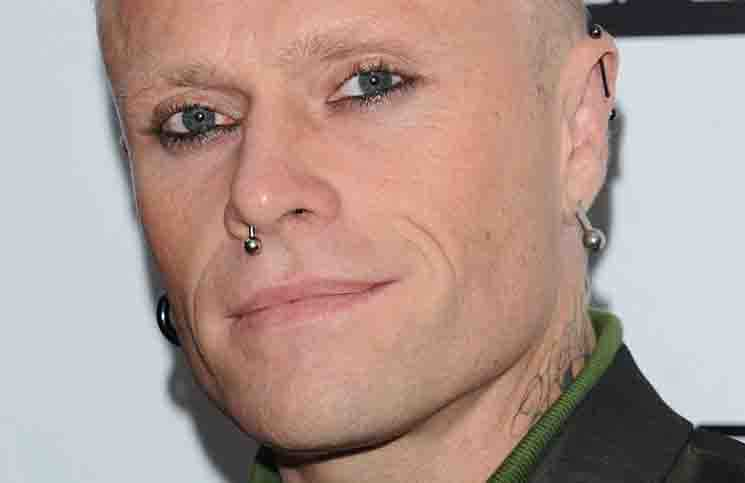 Keith Flint - Kerrang! Awards