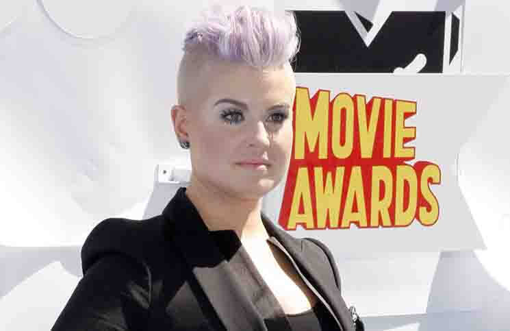 Kelly Osbourne 2015 bei den MTV Movie Awards