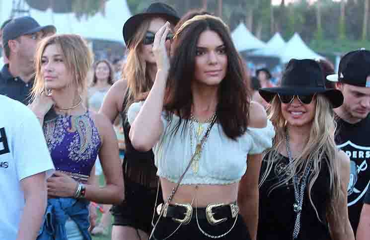 Kendall Jenner - 2015 Coachella Valley Music and Arts Festival