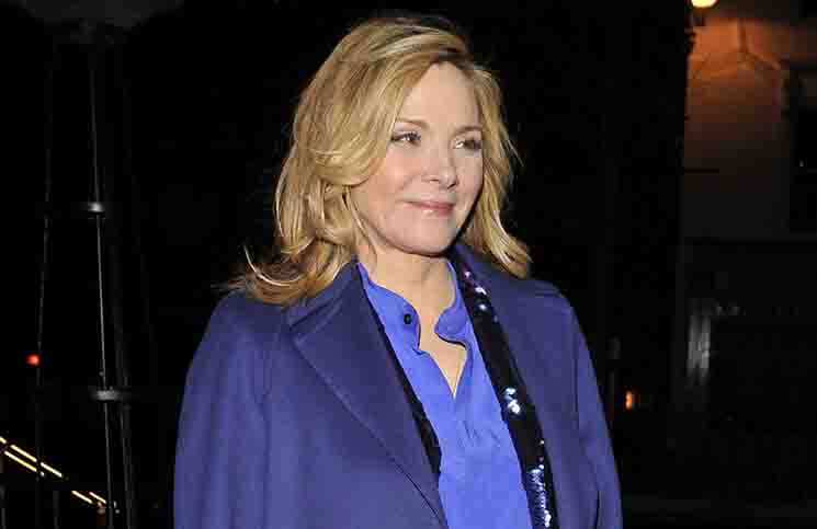 Kim Cattrall - Advertising Week Europe 2015