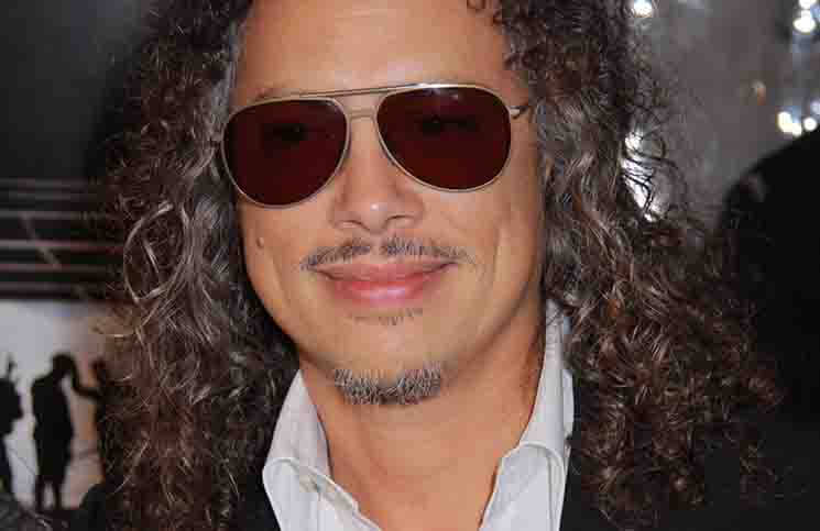 "Kirk Hammett - ""Act of Valor"" Los Angeles Premiere"