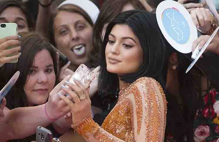 Kylie Jenner - 2014 MuchMusic Video Awards