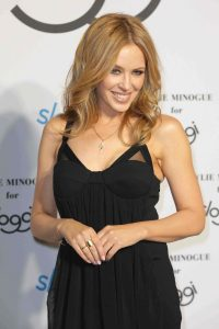 Kylie Minogue - Sloggi Collection Berlin Launch Party