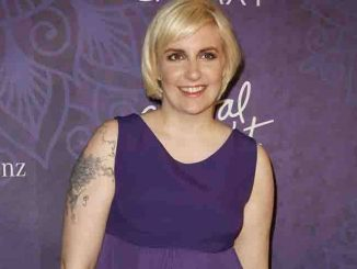 Lena Dunham - 2014 Variety and Women In Film Emmy Nominee Celebration
