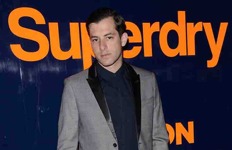 Mark Ronson - The Superdry SS15 Event, London