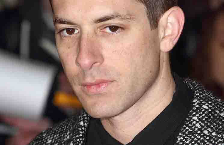 "Mark Ronson - ""Mortdecai"" UK Premiere"