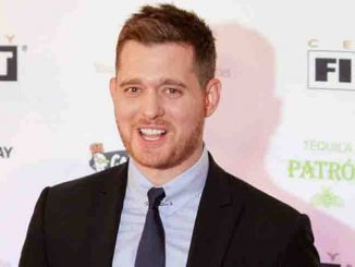Michael Buble - Muhammad Ali's Celebrity Fight Night XX - Arrivals