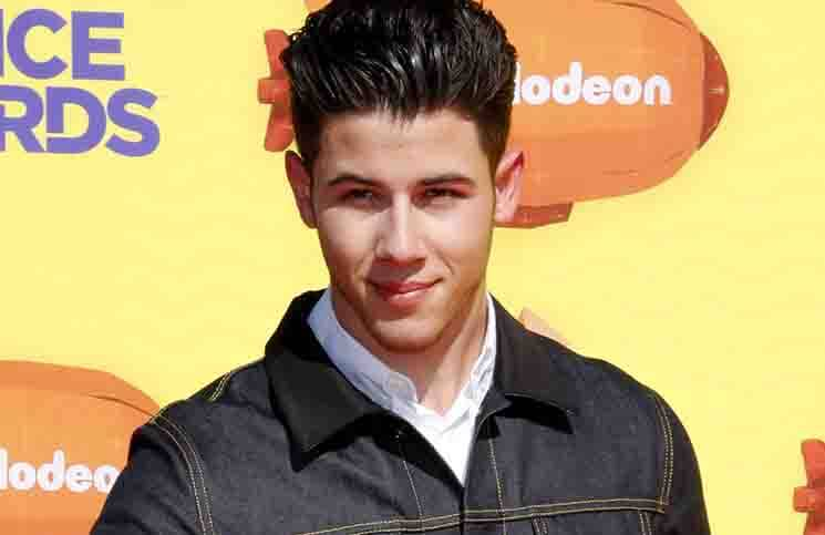 Nick Jonas - Nickelodeon's 28th Annual Kids' Choice Awards