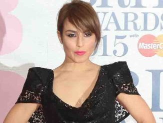 Noomi Rapace - BRIT Awards 2015 - Arrivals