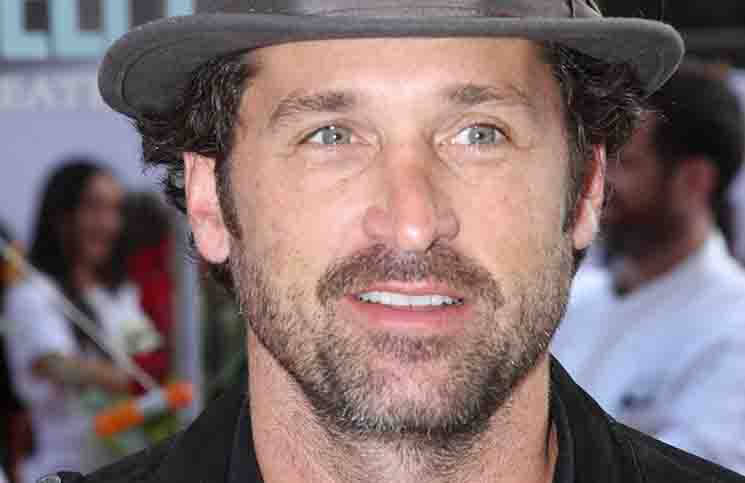 "Patrick Dempsey - ""IRIS: A Journey Into the World of Cinema"" by Cirque du Soleil World Premiere"