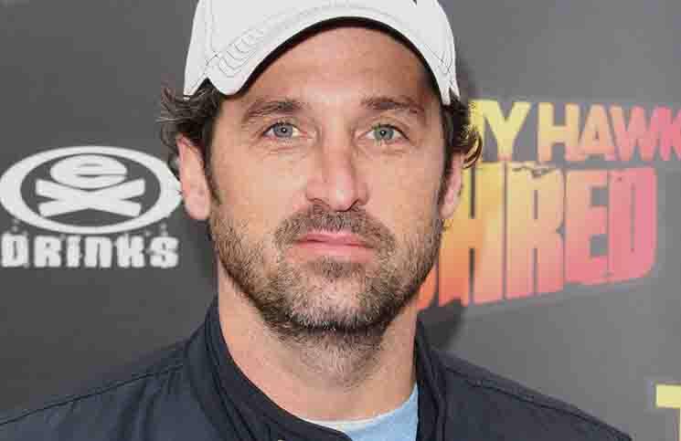"Patrick Dempsey - Tony Hawk: Shred Presents ""Stand Up For Skateparks"" Benefit in Beverly Hills"