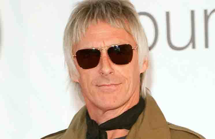Paul Weller - 2010 Barclaycard Mercury Prize