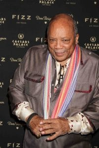 Quincy Jones - Fizz Las Vegas Grand Opening